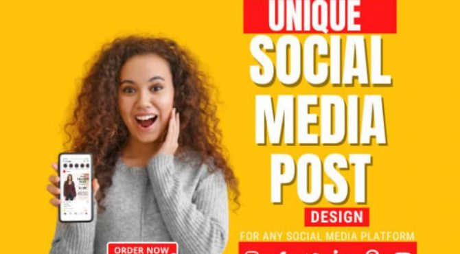 I will design Social Media Post and Ads