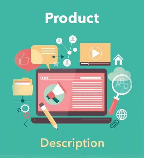 I will write catchy product description for your online store
